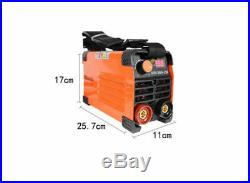 1.6-4.0mm 180-250V Mini Handhold Electric Welder Inverter ARC Welding Machine Nu
