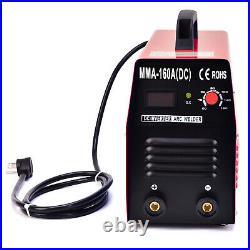110/220V 20160A AMP ARC/MMA DC Inverter Welder IGBT Electric Welding Machine
