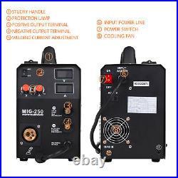 110/220V MIG Welder Inverter 200A ARC Lift TIG MMA Welding Machine Gas Gasless