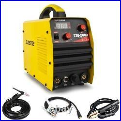 110/220V MMA ARC Welder Machine IGBT Digital Display LCD Hot Start Welder