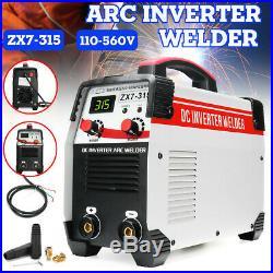 110-560V 8000W 315 AMP Stick Welding MMA IGBT Inverter Welder Machine ARC