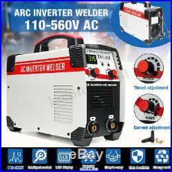110-560V 8000W 315 AMP Stick Welding MMA IGBT Inverter Welder Machine ARC Force