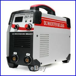 110-560V 8000W Stick Welding MMA IGBT Inverter ARC Welder Machine IP21 315AMP