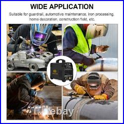 110V 200Amp TIG Welder Regulator IGBT Inverter ARC MMA Stick TIG Welding Machine