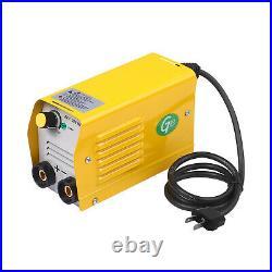 110V 200Amps Portable IGBT Welding Inverter Machine MMA/ARC Stick Welder J5O0