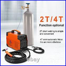 110V 200V Dual Volt TIG Welder TIG200A TIG ARC Welding Machine High Frequency