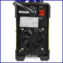 110V 220V 160A Electric Welding Machine IGBT DC Inverter ARC MMA Stick Welder