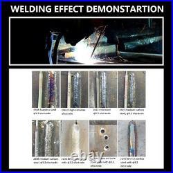 110V 220V 20-160A Welding Machine MMA Stick Welder ARC Welder LCD AC Inverter