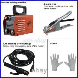 110V 220V 250A Mini Electric Welding Machine IGBT Inverter ARC MMA Stick Welder