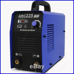 110V/220V INVERTER ARC 200A WELDING MACHINE & welding helmet & welding holder