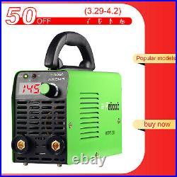 110V/220V Mini ARC145 Welding Machine DC IGBT Inverter MMA Stick Welder GIFT US