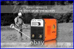110V/220V Mini Electric Welding Machine IGBT AC Inverter ARC MMA Stick Welder US
