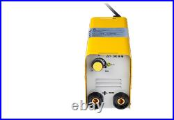 110V ZX7-200 miniGB 200A Mini Electric Welding Machine IGBT DC Inverter ARC MMA