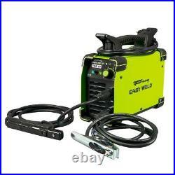 120-volt 90 amp easy weld arc stick welder 100st inverter welding machine new