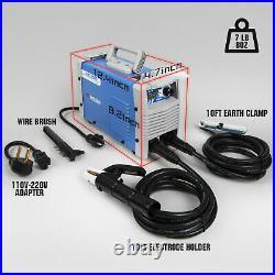 125 Amp Stick ARC DC Inverter Welder, IGBT Dual Voltage MMA Welding machine