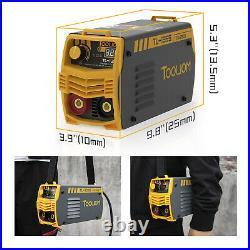 135A 110V/220V Stick Welder MMA ARC Welder DC Inverter MINI Welding Machine