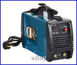 160-Amp Stick Arc Welder DC Inverter Welding 115/230V Dual Voltage Soldering New