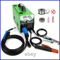 180 Amp TIG/Stick/Arc MIG-160 Welder 220v Digital Welding Machine IGBT Inverter
