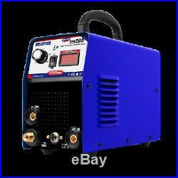 2 IN 1TIG ARC Welder Inverter IGBT MMA 200 Amp / DC Portable Machine UK Stock