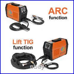 2 in 1 ARC Welder 200A Stick IGBT Digi Inverter HB2200 Lift TIG Welding Machine