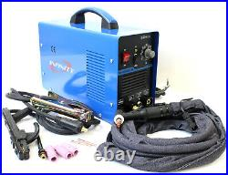 200 Amp TIG Torch Stick ARC DC Inverter Welder 110/230V Dual Voltage Welding