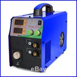 200A DC MIG 235 Inverter TIG/MMA/MIG STICK ARC Welder Welding Machine 110/220V