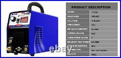 200A IGBT TIG/MMA/ARC/STICK HF TIG Welder 2in1 Stainless Welding Machine & Kits