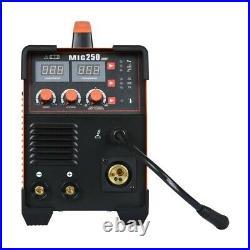 200A Inverter Digital MIG Welder 110V IGBT MIG ARC Lift TIG 3in1 Welding Machine