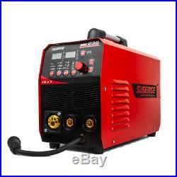 200Amp Inverter MIG TIG ARC Welder Gas/Gasless 220V MIG Welding Machine 2T/4T
