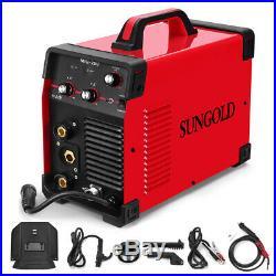 200Amp MIG MAG ARC MMA Stick DC Welder 110/220V Dual Voltage IGBT Inverter 200A