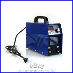 200Amp MMA Arc Stick DC IGBT Inverter Welder 110V Dual Voltage Welding Machines