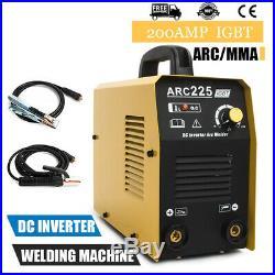 Welder Stick Rod Arc MMA Inverter 120A 13 Amp Plug Welding Machine HYUNDAI