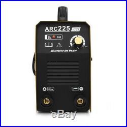 200Amp Stick/MMA DC Inverter Welder ARC IGBT Electric Welding Machine 110V/220V