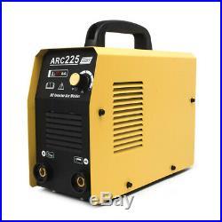 110V//220V TIG Welder ARC Stick Welder 200Amp DC Inverter Welding Machine