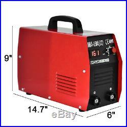 20160A AMP 110/220V ARC/MMA DC Inverter Welder IGBT Electric Welding Machine
