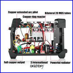 220V 7000W 2In1 TIG/ARC Welding Machine 250A MMA Inverter WS-250 Welder