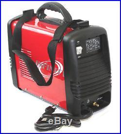 220V DC Inverter 200 amp Argon Gas TIG & ARC STICK MMA Welding Steel Welder