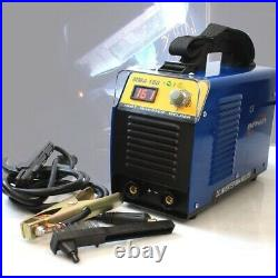 220v DC Inverter 160amp Mma Arc Welding Welder Machine 30a 160a Rod Stick Weld