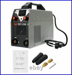 250A Digital Display Welder ARC TIG Inverter IGBT MMA Electric Welding 220V 240V