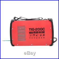 2In1 TIG/ARC Inverter Welding Machine AC DC TIG/MMA Welder 110/220V Dual Voltage