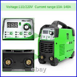 3 IN 1 ARC140 110V/220V MMA Lift-tig Inverter Stick TIG Welding Machine Portable