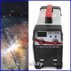 315AMP 2In1 TIG Stick/ARC IGBT Inverter WeldingMachine AC DC TIG/MMA Welder8000W