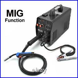 3IN1 MIG Welder Inverter IGBT Gas/Gasless MAG ARC MIG MMA Lift TIG Welder 220V