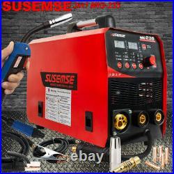 3in1 Flux Core MIG Welder Lift TIG ARC Wire Gasless Welding Machine Inverter
