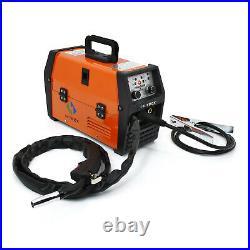 3in1 MIG TIG ARC Welder 220v Gasless Stick ARC TIG MIG Inverter Welding Machine