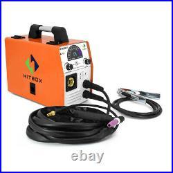 3in1 MIG Welder Welding Machine 180Amp 110V 220V ARC MIG MMA TIG Welder Inverter