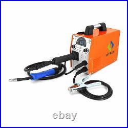 4 in1 110V 220V LED MIG Welder Inverter Gasless Gas ARC TIG MIG Welding Machine