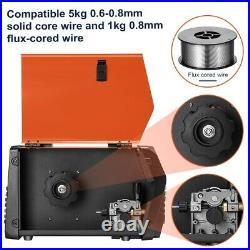 4in1 200A MIG Welder Gas Gasless Inverter ARC Stick MMA TIG MIG Welding Machine