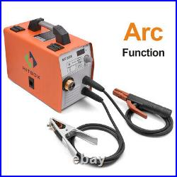 4in1 MIG Welder Gas/Gasless 220V ARC Lift TIG MIG Welding Machine Inverter 180A