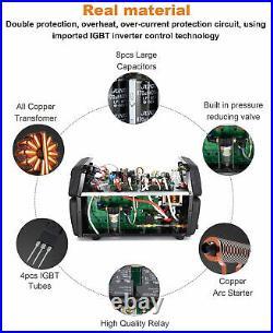 5 in 1 Plasma Cutter CT520D 50A/200A Inverter TIG ARC MMA Welder Welding Machine